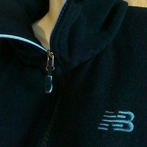 New Balance fleece jacket#thumb